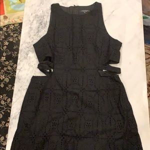 nanette lepore black dress. Very good condition.